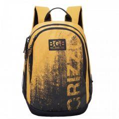 Grizzly Рюкзак для старшеклассников и студентов Пустыня желтый