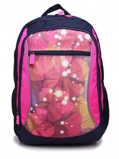 4ALL Рюкзак школьный School Вальс цветов
