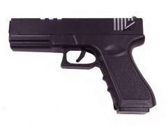 ABtoys Игрушечный пистолет электромеханический со светом и звуком