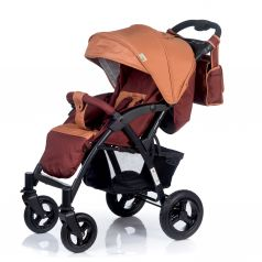 Babyhit Прогулочная коляска Travel Air (коричневая)