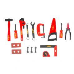 ABtoys Детские строительные инструменты Помогаю Папе 11 инструментов