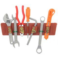 ABtoys Детские строительные инструменты Помогаю Папе 7 предметов