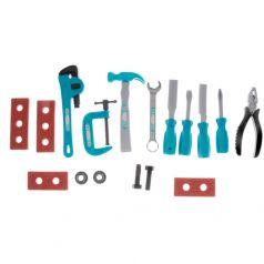 ABtoys Игрушечные инструменты Помогаю папе 16 предметов
