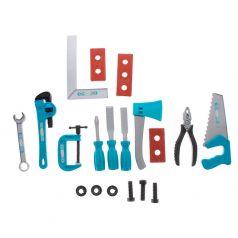 ABtoys Игрушечные инструменты Помогаю папе 19 предметов