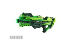 ABtoys Детский бластер с 20 мягкими снарядами на батарейках