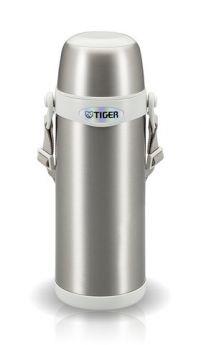 Tiger Термос MBI-A080 0,8 л серебристый/белый