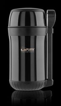 LaPlaya Термос Food Container 1,5 л для еды черный