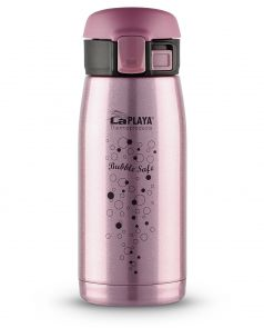 LaPlaya Термос Travel Tumbler Bubble Safe 0,35 л розовый