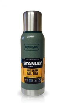 Stanley Термос Adventure 0,75 л зеленый