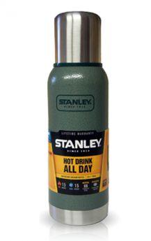 Stanley Термос Adventure 1 л зеленый
