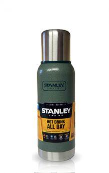 Stanley Термос Adventure 0,5 л зеленый