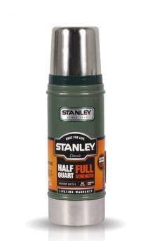 Stanley Термос Classic 0,47 л зеленый