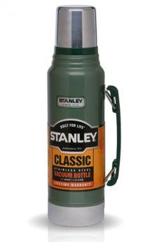 Stanley Термос Classic 1 л зеленый