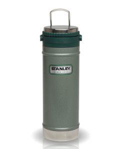 Stanley Термокружка Classic с френч-прессом 0,47 л зеленая