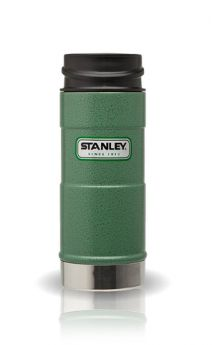 Stanley Термокружка Classic 1-Hand 0,35 л зеленая