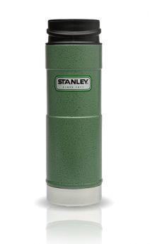 Stanley Термокружка Classic 1-Hand 0,47 л зеленая