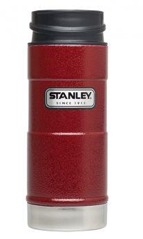 Stanley Термокружка Classic 1-Hand 0,35 л красная