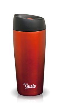 El Gusto Термокружка Grano 0,47 л красная
