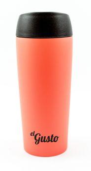 El Gusto Термокружка Grano 0,47 л персиковая