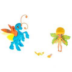 Lanard Игровой набор Fairykins Фея Данди и светящийся мотылек