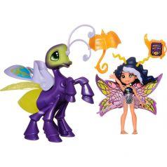 Lanard Игровой набор Fairykins Фея Вольтесса и светящийся мотылек