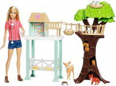 Mattel Кукла Barbie Спасатель животных