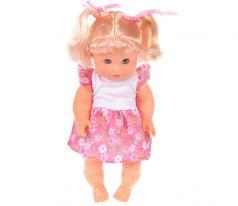 Bambolina Кукла интерактивная с аксессуарами 33 см