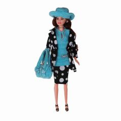 Yako Кукла Натали в пятнистом жакете