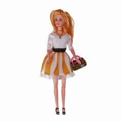 Yako Кукла Жанетт в белой блузке