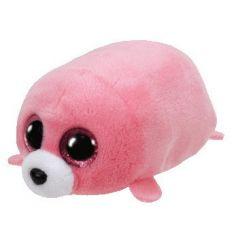 TY Мягкая игрушка Teeny Tys Тюлень Seaweed 11 см