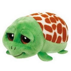 TY Мягкая игрушка Teeny Tys Черепаха Cruiser зеленая 11 см