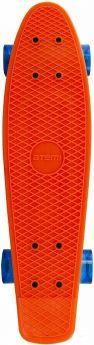 Atemi Мини-борд со светящимися колесами оранжевый