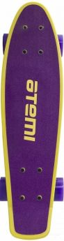 Atemi Мини-борд фиолетово-желтый