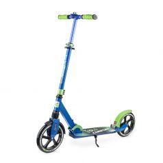 Trolo Самокат 2-х колесный Comfort 230 синий/зеленый