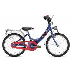 """Puky Велосипед 2-х колесный ZL 18-1 Alu Capt`n Sharky 18"""" синий/красный"""