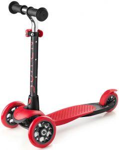 Zycom Самокат 3-х колесный Zing Mini красно-черный