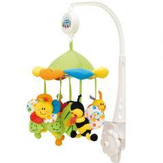 Canpol Babies Мобиль Цветущий луг