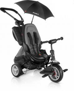Puky Велосипед 3-х колесный CAT S6 Ceety с зонтиком черный