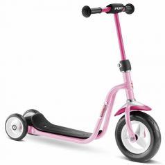 Puky Самокат детский 3 колесный R1 розовый