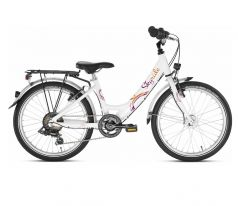 "Puky Велосипед 2-х колесный Skyride 20-6 Alu 4449 white 20"" белый"