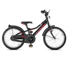 "Puky Велосипед 2-х колесный ZLX 18 Alu black 18"" чёрный"