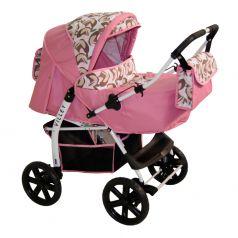 Babyhit Коляска-трансформер Villey (розовая)