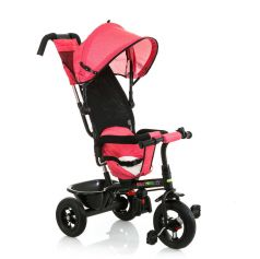 Babyhit Велосипед 3-х колесный Kids Tour XT красный лен