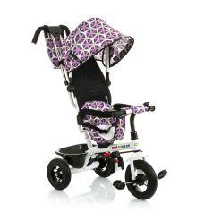 Babyhit Велосипед 3-х колесный Kids Tour XT белый с сиреневым
