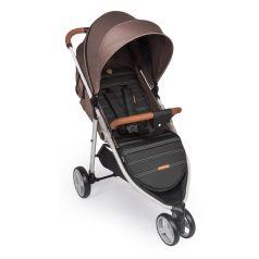 Happy Baby Прогулочная коляска Ultima V2 (коричневая)