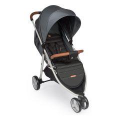 Happy Baby Прогулочная коляска Ultima V2 (серая)