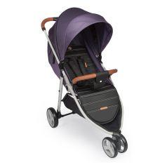 Happy Baby Прогулочная коляска Ultima V2 (фиолетовая)