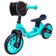Hobby-bike Беговел Magestic без сумки aqua/black