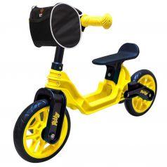 Hobby-bike Беговел Magestic без сумки yellow/black