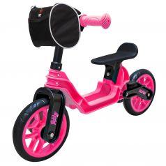 Hobby-bike Беговел Magestic без сумки pink/black